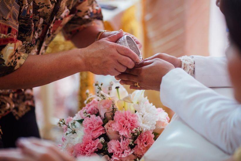 งานแต่งงานแบบไทยโบราณ