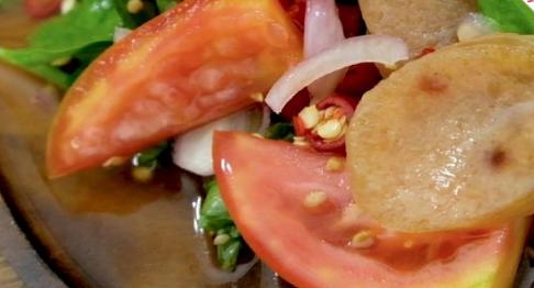 ยำกุนเชียงปลาสลิด ทำง่าย อร่อยกว่าที่คุณคิด